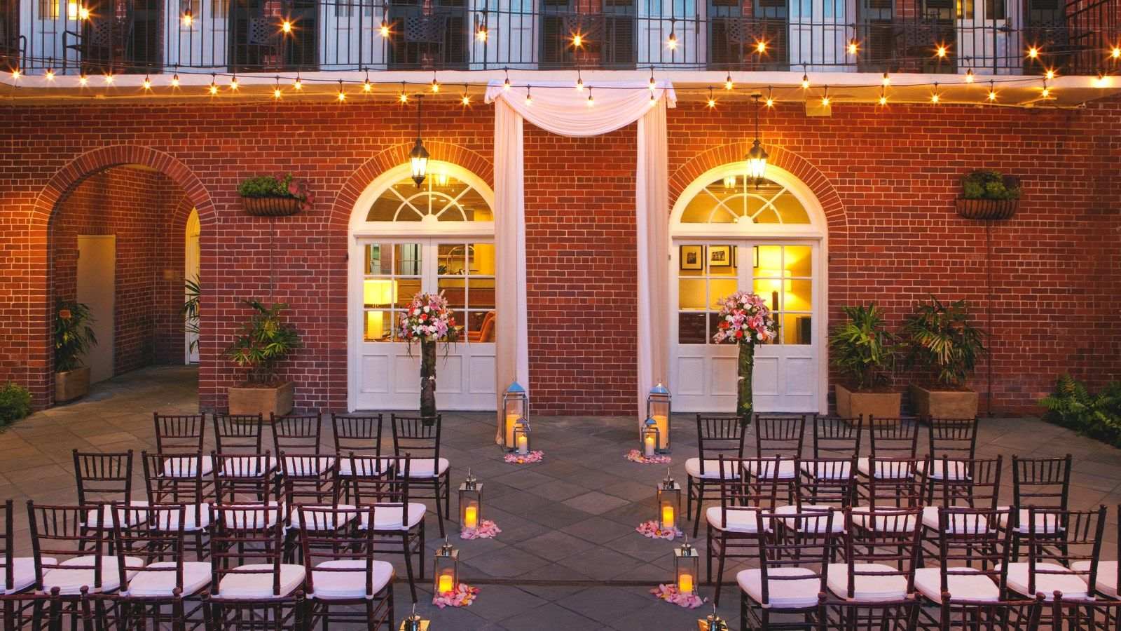 New orleans wedding venue four points french quarter new orleans wedding venue venue 1 junglespirit Choice Image