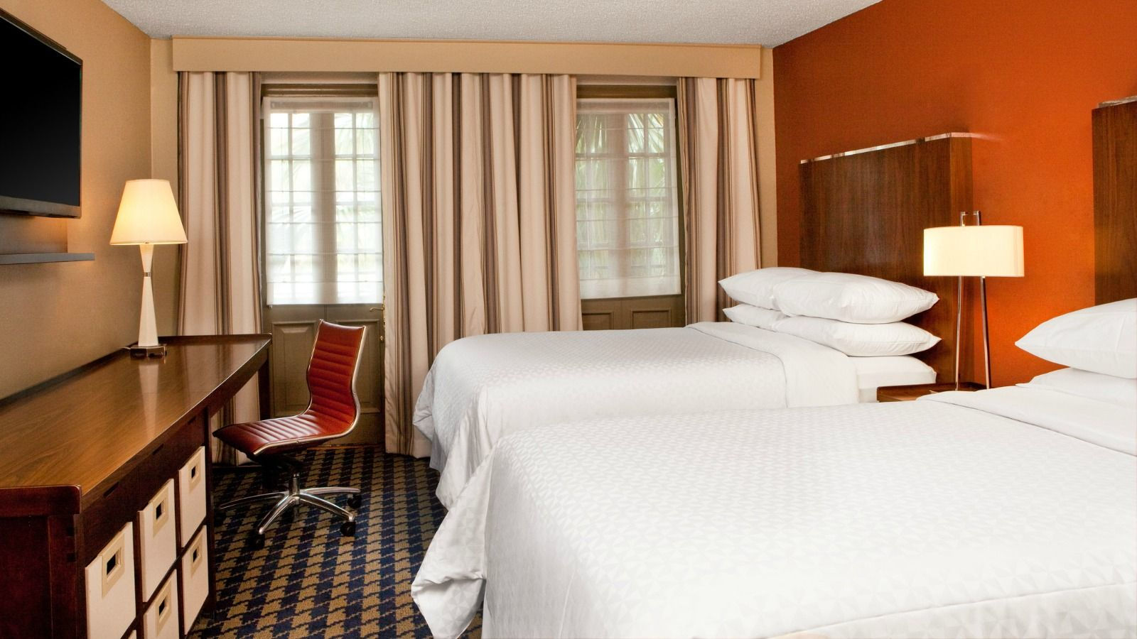 French Quarter Guest Rooms - Accessible Room