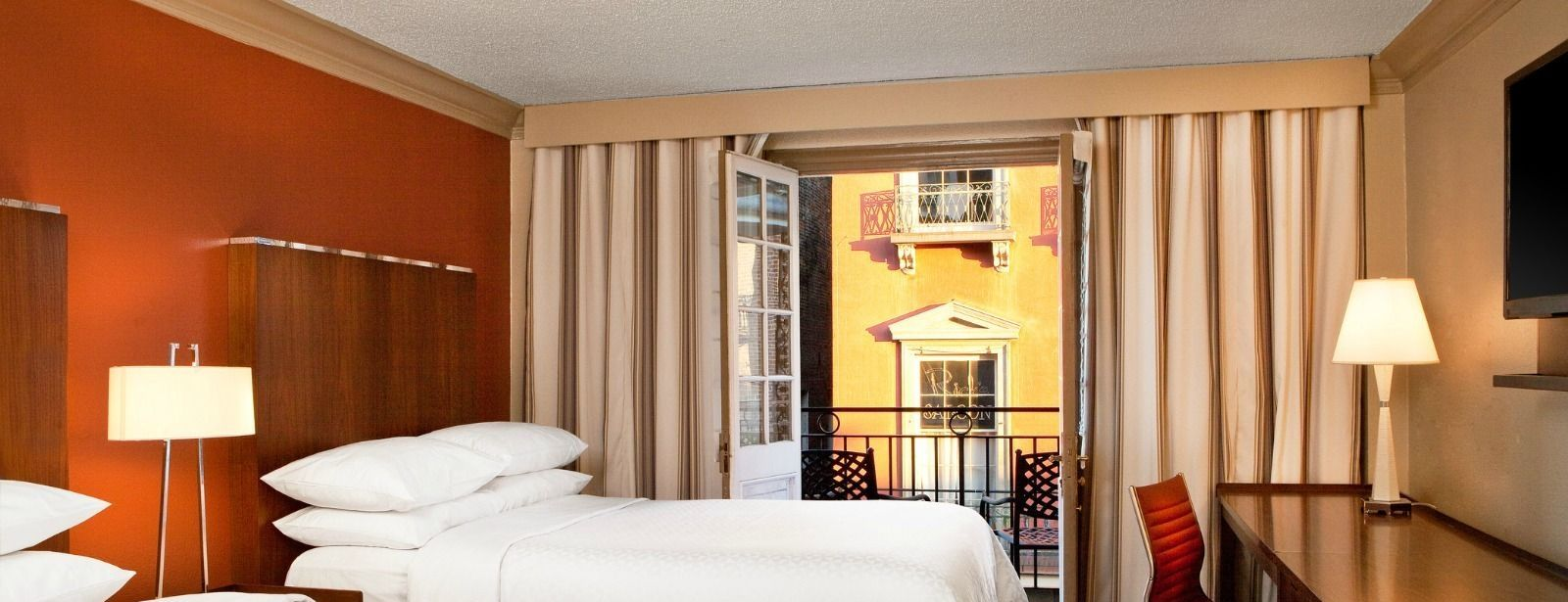 French Quarter Guest Rooms - Deluxe Room
