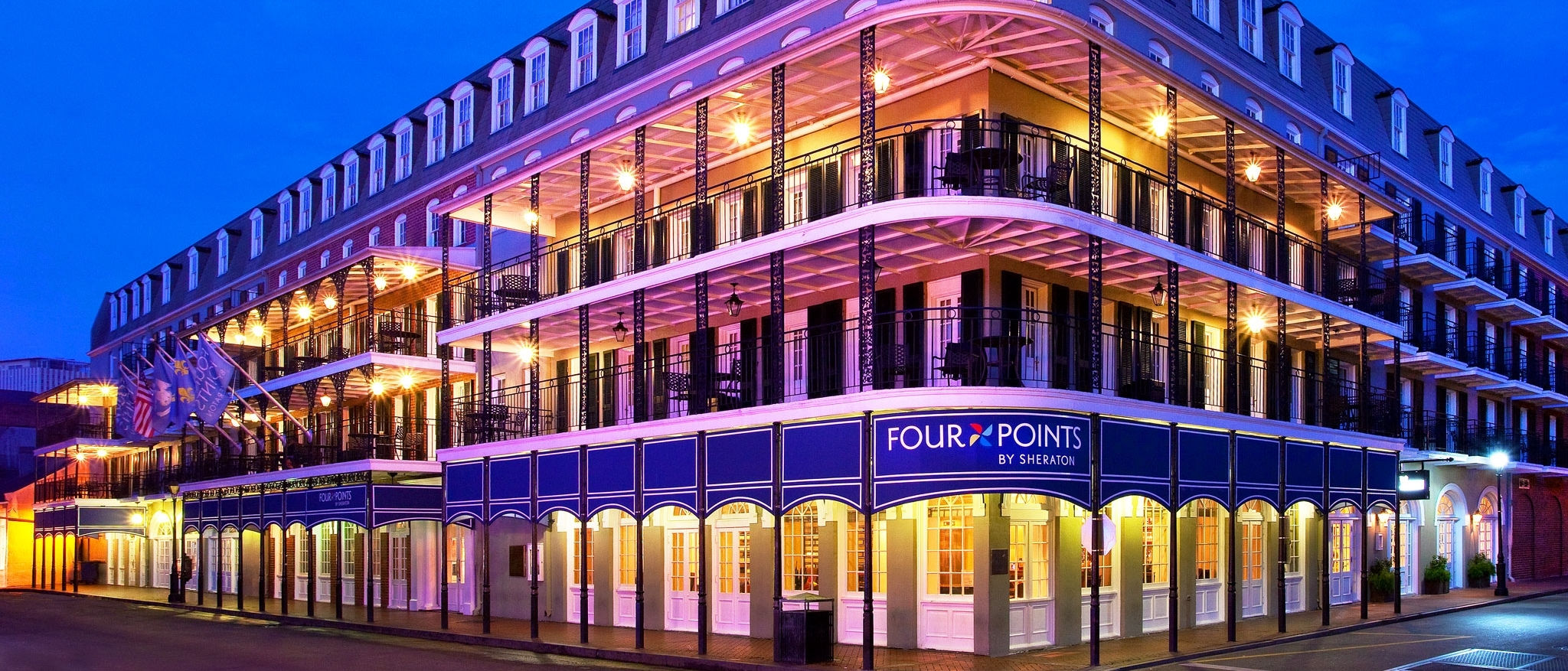 Four Points by Sheraton French Quarter - Hotel Exterior